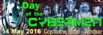 Event - Day of the Cyberman, Windsor, 14th May 2016